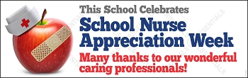 Nurse Appreciation Week Banner
