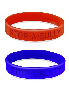 Stop-a-bully Wristbands<br>(50 Wristbands)