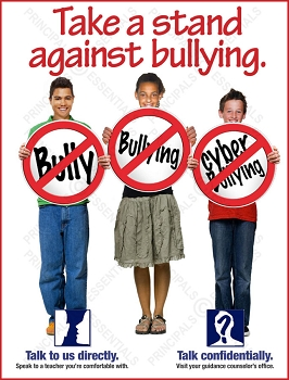 Take a stand against bullying Poster