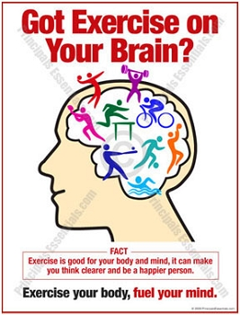 Got Exercise on Your Brain?
