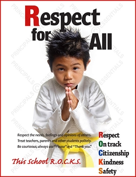 Respect for All Poster
