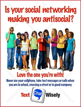 Is your social networking making you antisocial?
