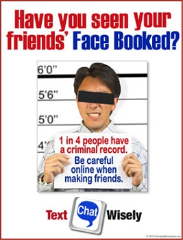 Have you seen your friends' Face Booked?
