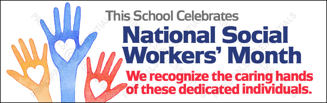 National School Social Workers Month