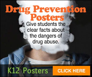 Drug Prevention Posters