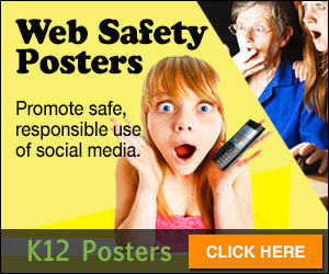 Web Safety Posters