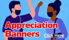 Appreciation Bannesr