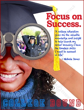 Focus on Success Poster