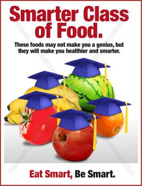 smarter class of food