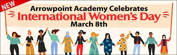 International Women's Day Banner