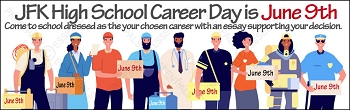 Career Day Vinyl Banner