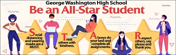 All-Star Students Rules Banner