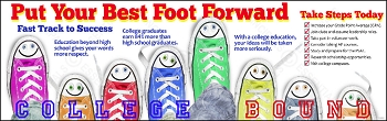 Best Foot College Ready Banner