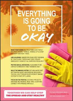 Everything is going to be OKAY Poster
