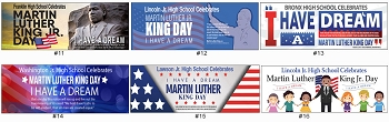 Martin Luther King Jr. Collection-FREE 2 Day Shipping