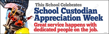 National School Custodian Appreciation