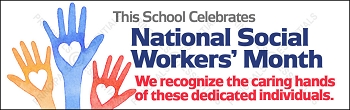 National School Social Workers' Month