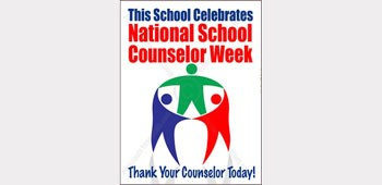 National School Counselor Week Poster