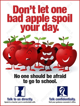 Don't let one bad apple spoil your day.