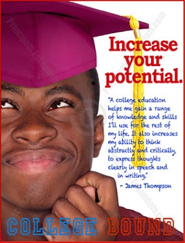 Increase Your Potential Poster