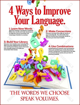 4 Ways to Improve  Your Language.