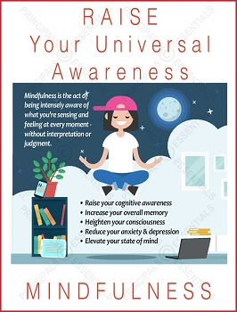Mindful UNIVERSAL Poster