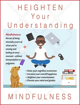 Mindful HEIGHTEN Poster