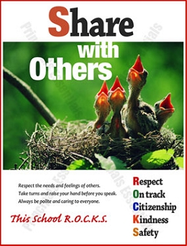 Share with Others Poster