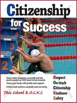 Citizenship for Success Poster