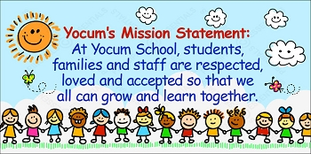 Yocum School Mission Statement