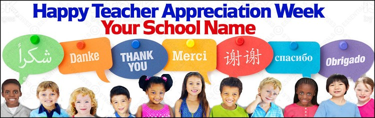 Multicultural Thank You Banner (COPY)