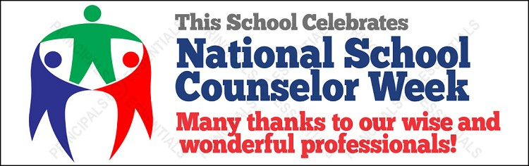 National School Counselor Week Banner