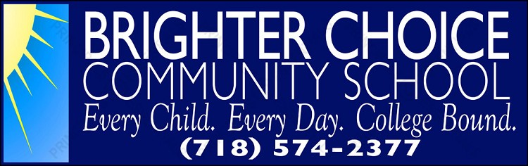 Brighter Choice Outdoor Banner