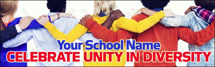 Unity in Diversity Banner