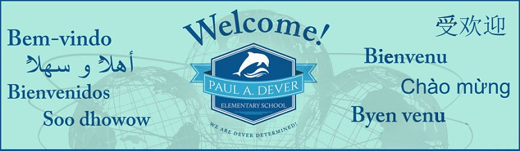 Dever Welcome Vinyl Banner Design and Print