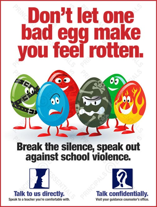 Don't let one bad egg make you feel rotten.