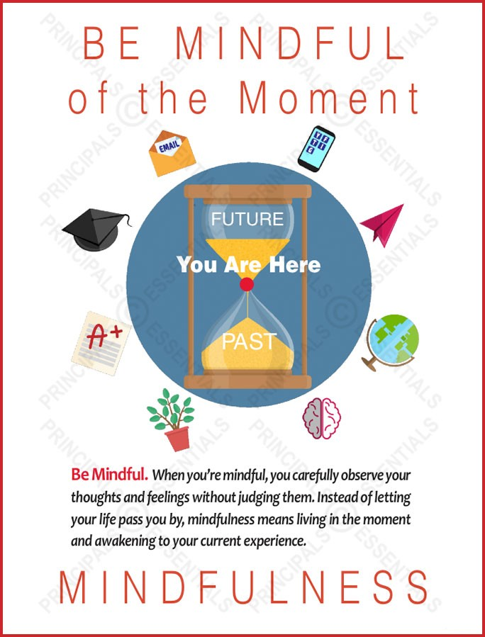 BE Mindful Moment Poster