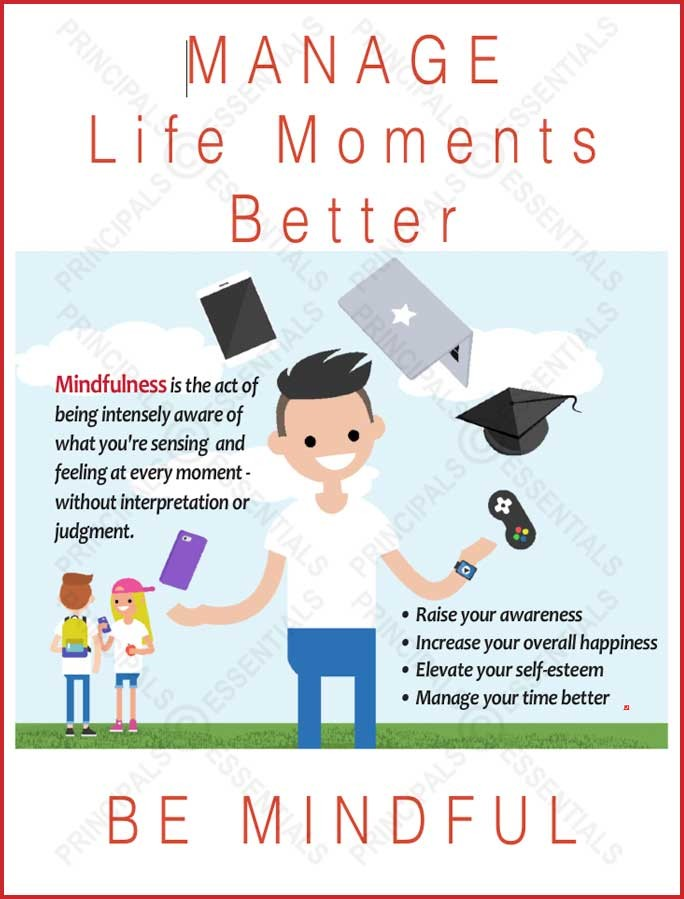 MANAGE Life Moments Poster