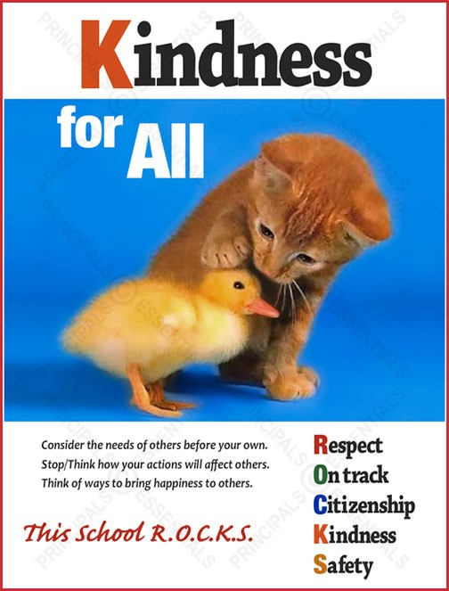 Kindness to All Posters